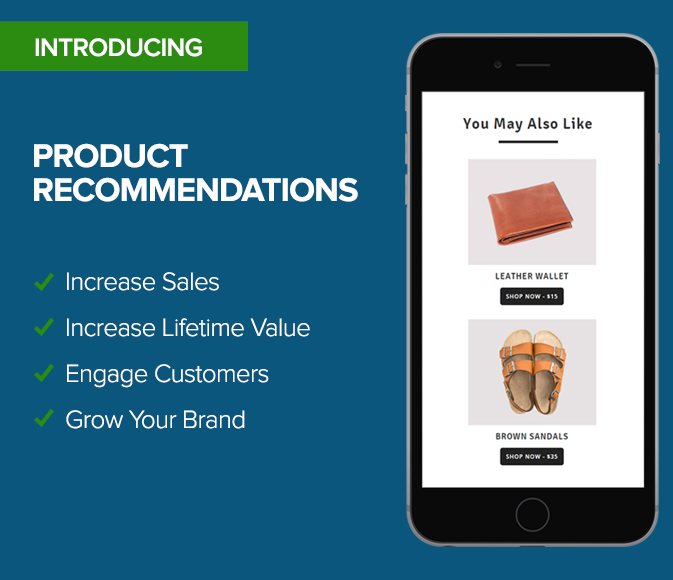 Introducing Product Recommendations